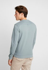 Farah - PICKWELL GARMENT WASHED - Sweatshirt - clay - 2