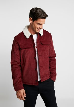 KINGSLAND - Light jacket - burnt red