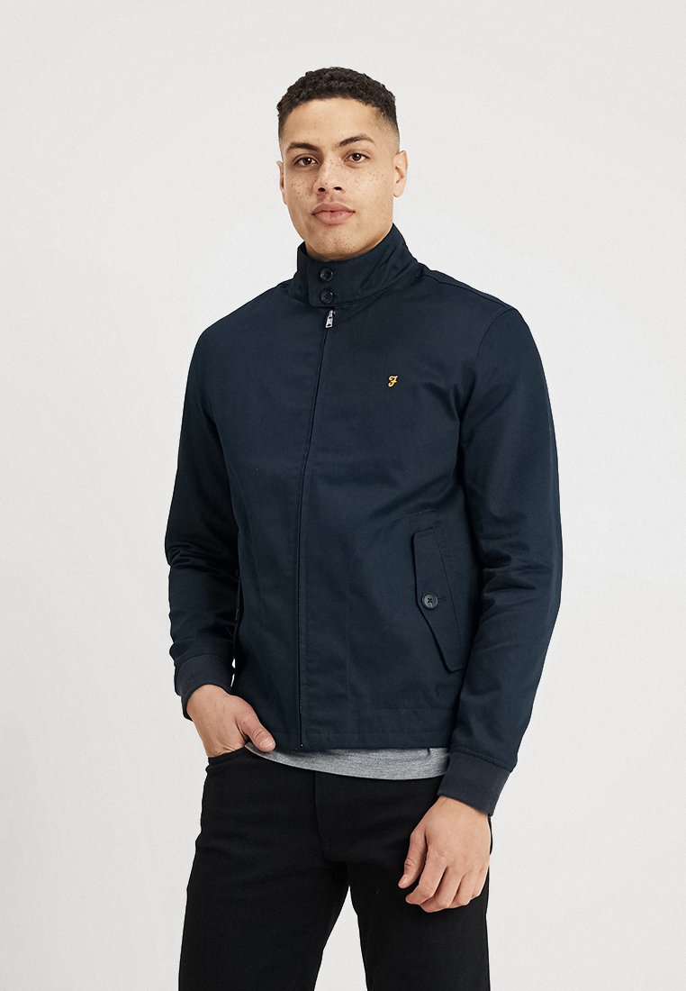 Farah - HARDY HARRINGTON - Summer jacket - true navy