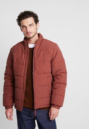 STAITHLEY - Winter jacket - auburn
