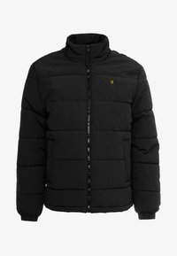 Farah - STAITHLEY - Winter jacket - deep black - 4