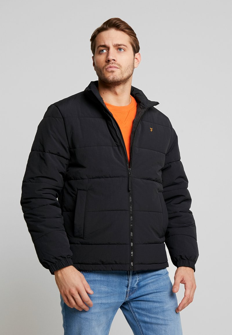 Farah - STAITHLEY - Winter jacket - deep black