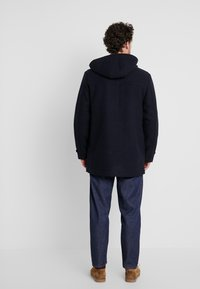 Farah - POPPLETON DUFFLECOAT - Short coat - true navy - 2