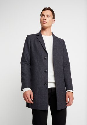 RUXTON OVERCOAT - Kappa / rock - grey marl