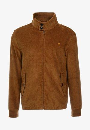 BOWIE HARRINGTON - Lehká bunda - truffle