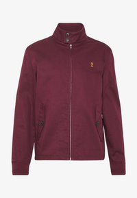 Farah - HARDY HARRINGTON - Bomber Jacket - farah raspberry - 4