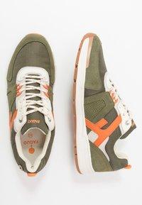 Faguo - RUNNINGS WILLOW - Sneakersy niskie - khaki - 1