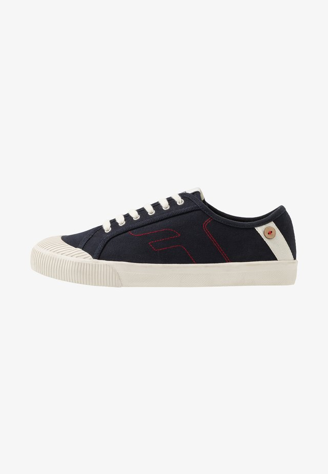 TENNIS AVOCADO - Sneakersy niskie - dark blue