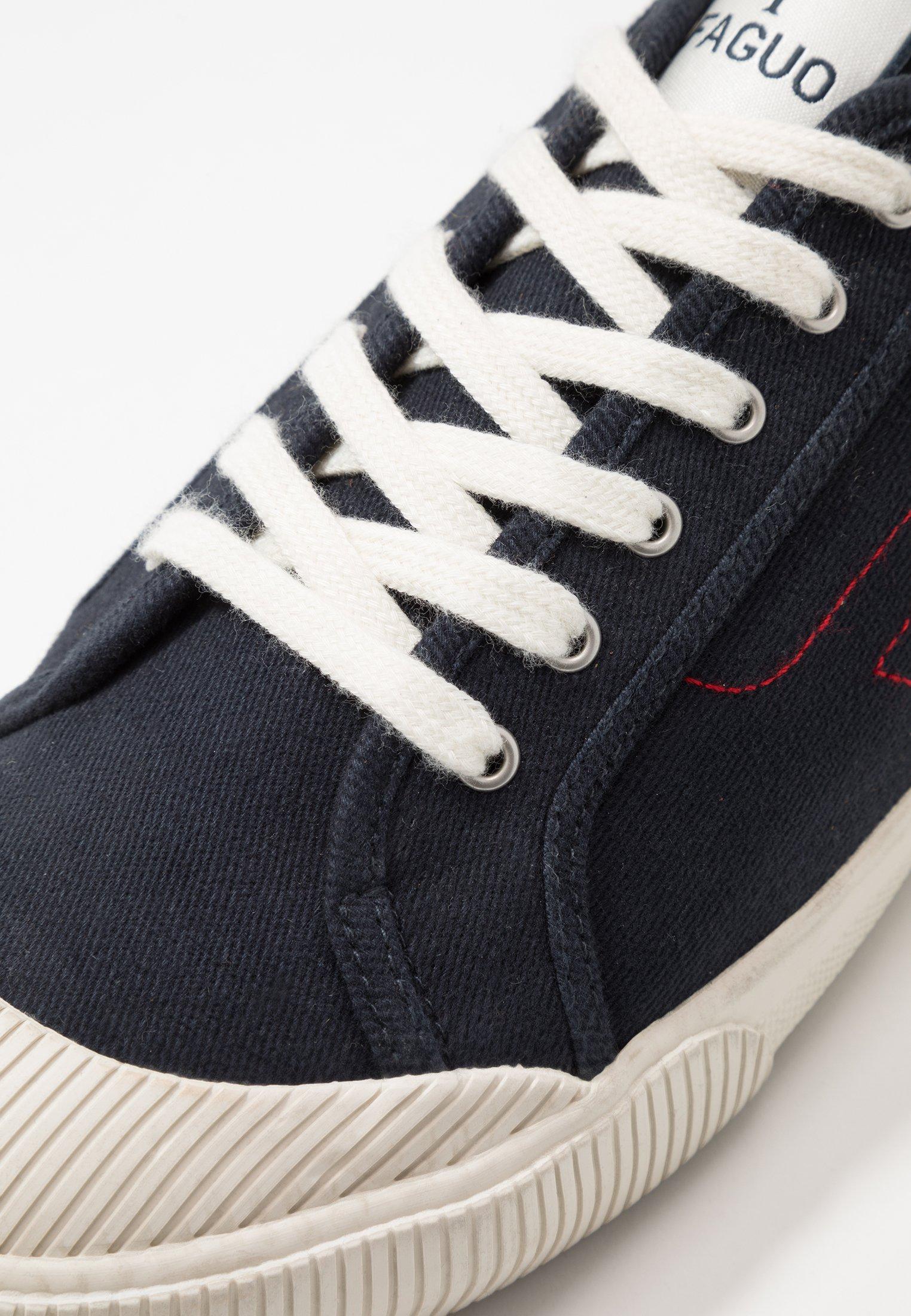 Faguo Tennis Avocado - Sneakers Basse Dark Blue z6nkzD6