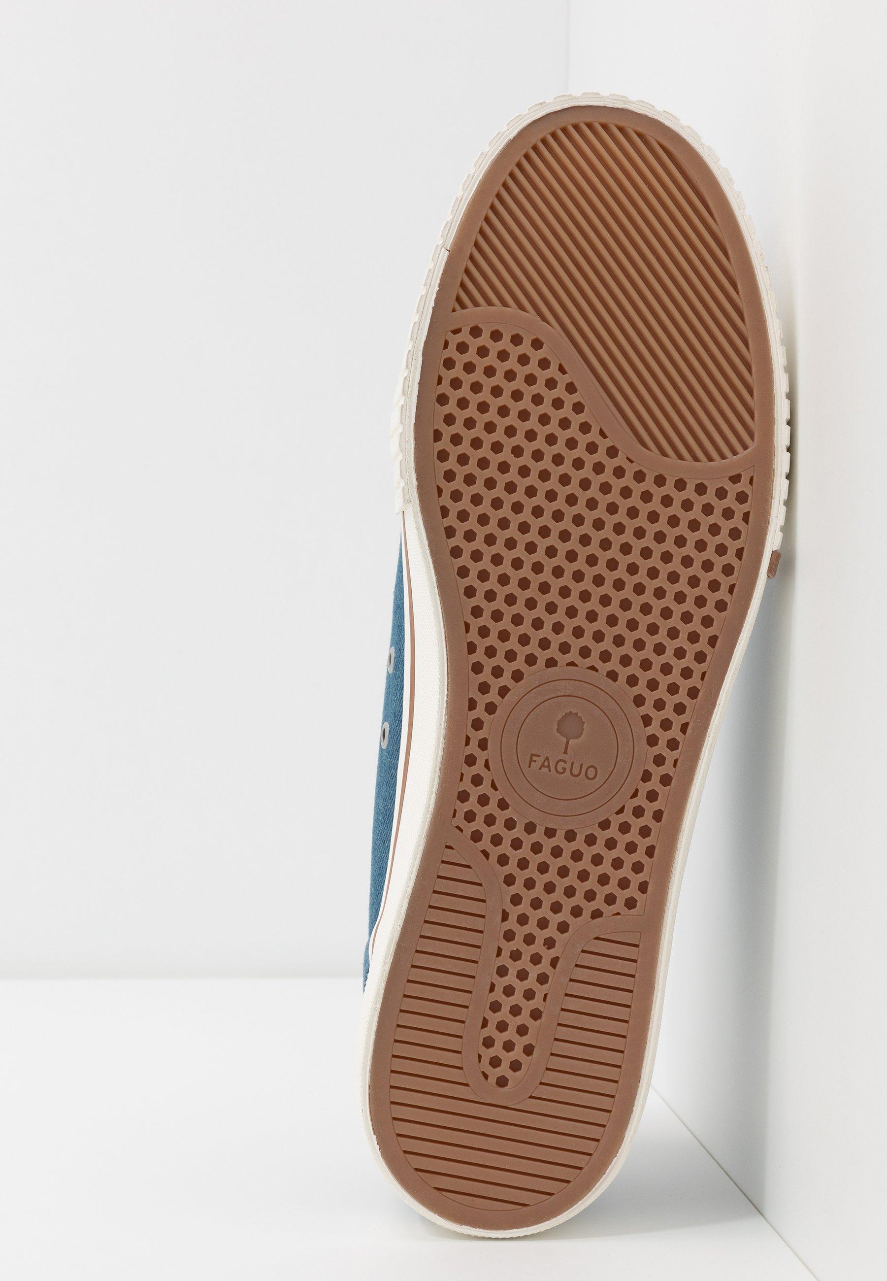 Faguo Tennis Juniper - Sneakers Denim