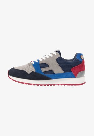 RUNNINGS IVY  - Trainers - navy/grey