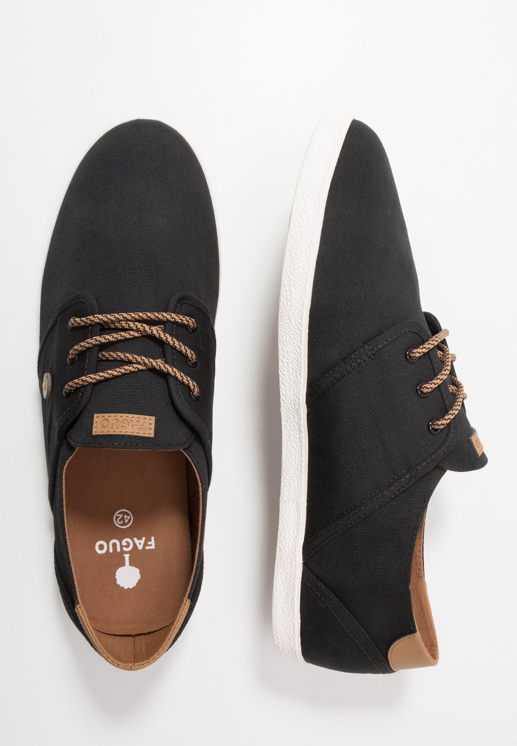 Faguo Tennis Cypress - Sneakers Black