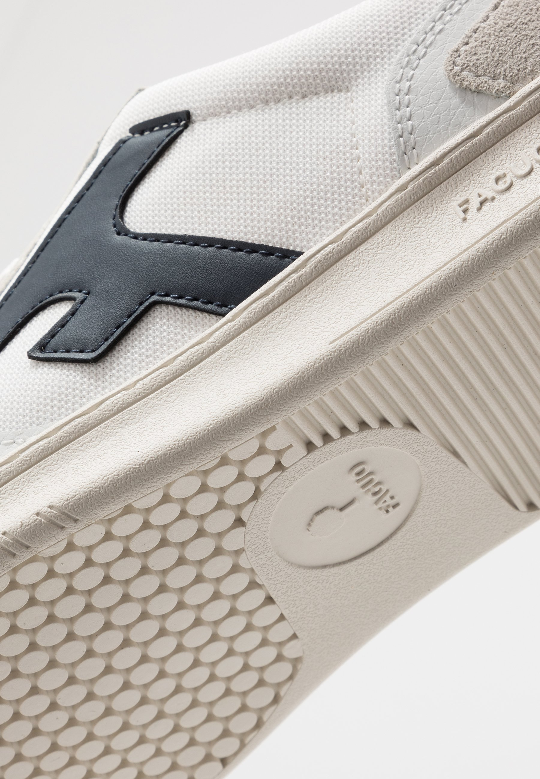 Faguo Baskets Hazel - Sneakers Basse White/navy h5FNnW7