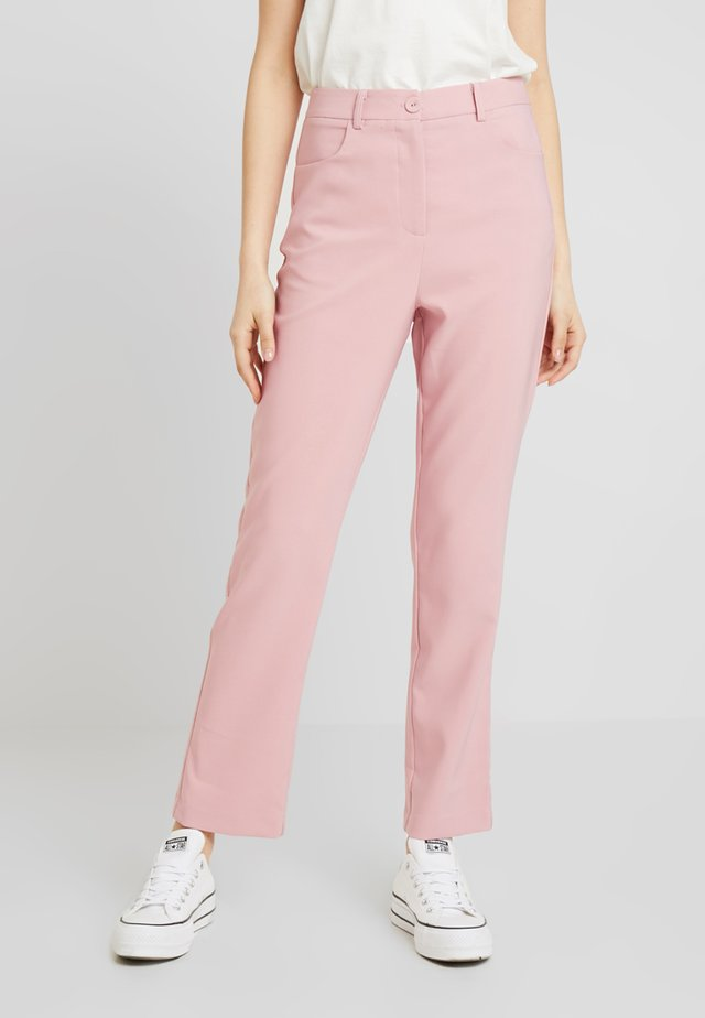 BENJAMIN TROUSER - Trousers - pink
