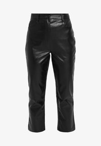 Fashion Union - REBEL - Trousers - black - 3