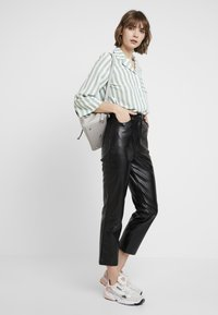 Fashion Union - REBEL - Trousers - black - 1