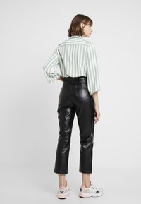 Fashion Union - REBEL - Trousers - black - 2