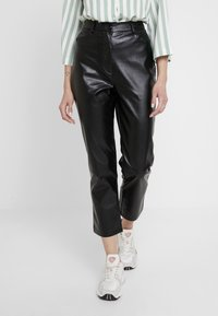 Fashion Union - REBEL - Trousers - black - 0