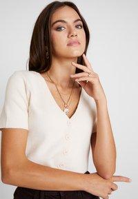 Fashion Union - Vest - oatmeal - 3