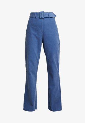 LONGSAM - Pantalon classique - blue