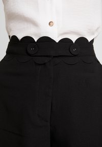 Fashion Union - TORA TROUSER - Bukse - black - 4