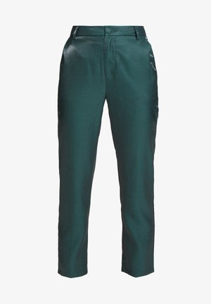 HONNIE TROUSER - Pantalones - green