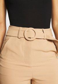 Fashion Union - COYOTE TROUSER - Bukse - beige - 4