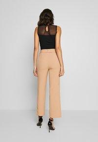 Fashion Union - COYOTE TROUSER - Bukse - beige - 2