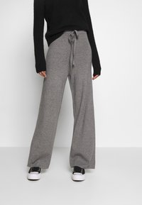 Fashion Union - OZARK TROUSER - Trousers - grey - 0