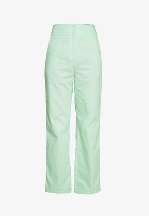 FRESH TROUSERS - Pantaloni - neo mint