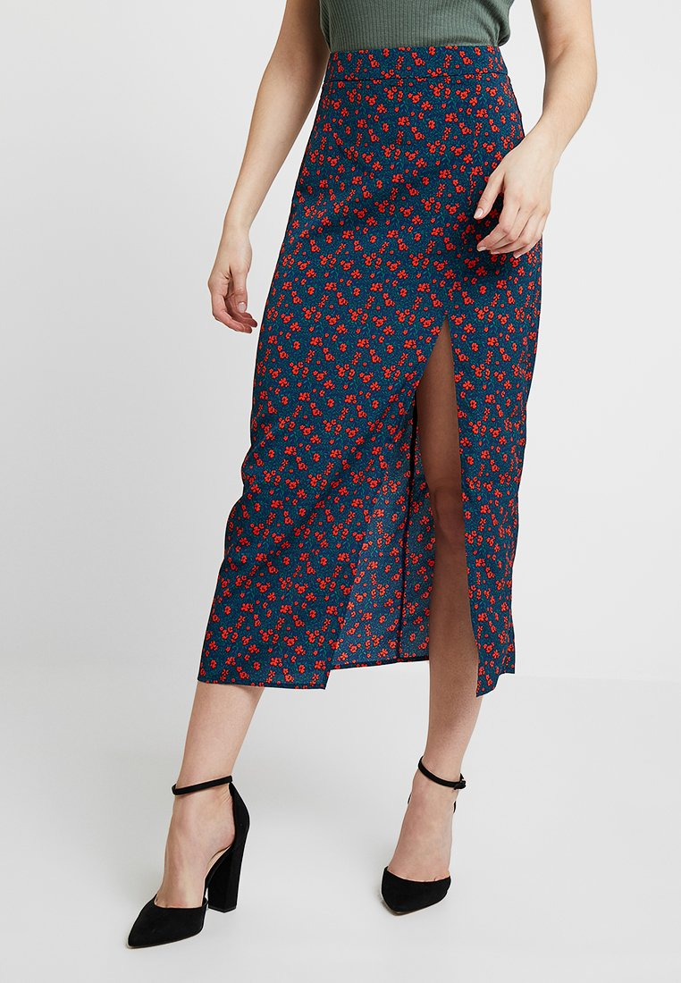 Fashion Union - MARLEY SKIRT - Maxirock - multi-coloured