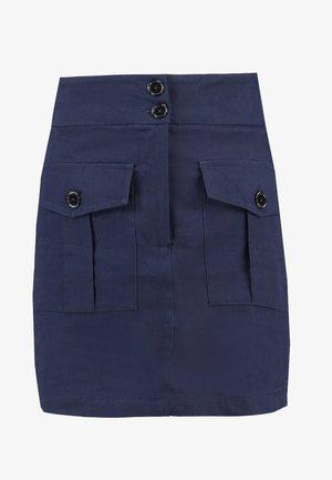 UTILITY JORDAN - Minisukně - dark blue