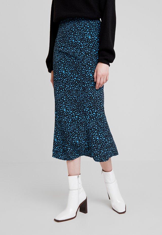 LOLITA - Pouzdrová sukně - turquoise