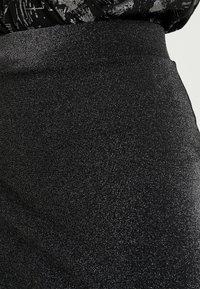 Fashion Union - ALYX - Blyantskjørt - black/silver - 4