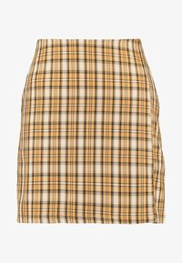 Fashion Union - CLUELESS SKIRT - A-Linien-Rock - yellow - 4