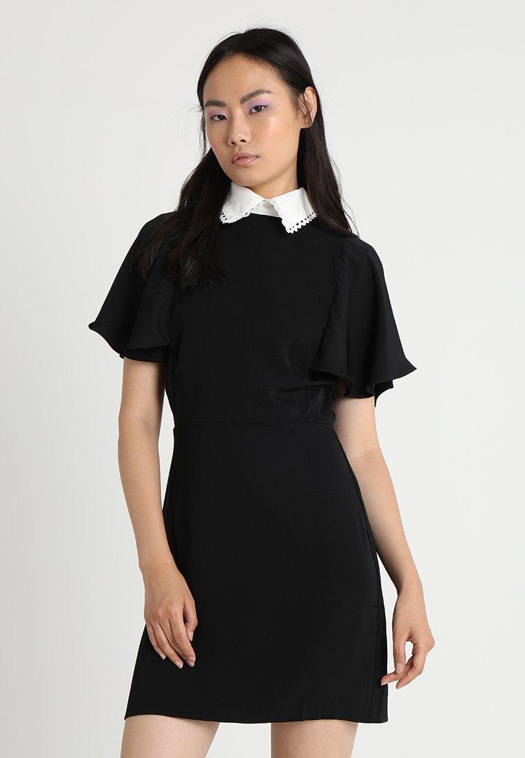 Fashion Union - GEMMINI - Vestito estivo - black
