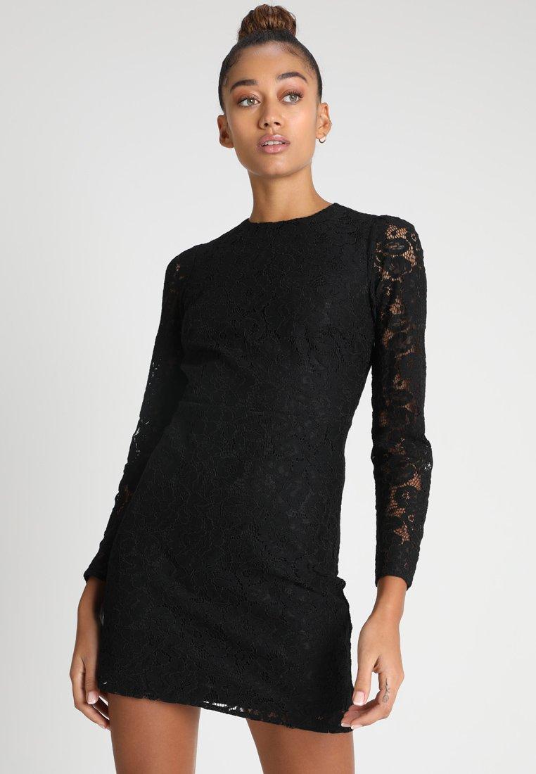 Soirée HarlotteRobe De Fashion Black Union LSUVGjzqMp