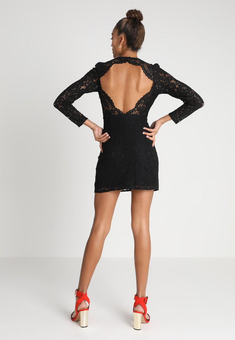 Fashion Union - HARLOTTE - Cocktail dress / Party dress - black