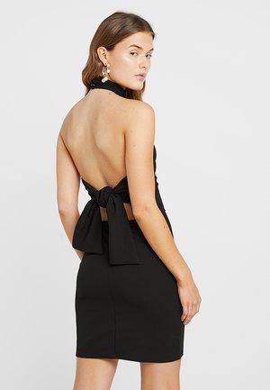 LUV - Shift dress - black