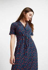 Fashion Union - WINE - Shirt dress - multi-coloured - 4