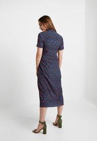 Fashion Union - WINE - Shirt dress - multi-coloured - 2