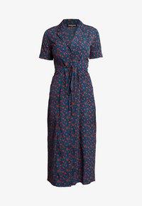 Fashion Union - WINE - Shirt dress - multi-coloured - 3