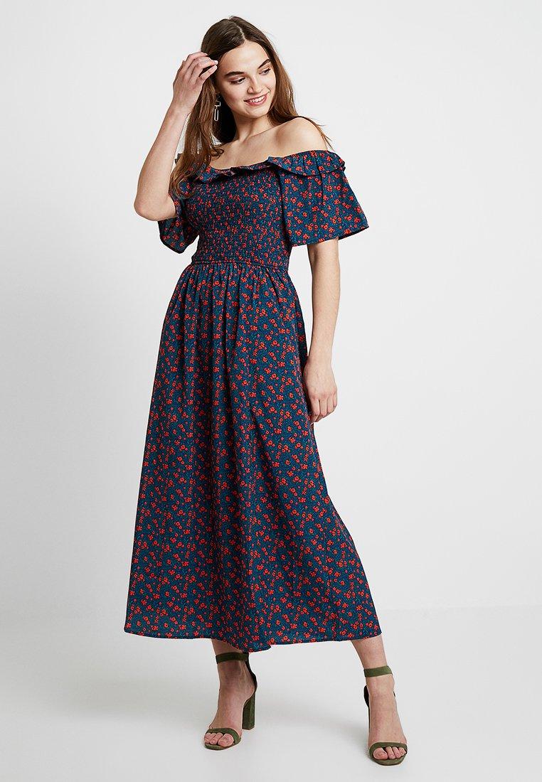 Fashion Union - FEECHI - Maxi šaty - multi-coloured