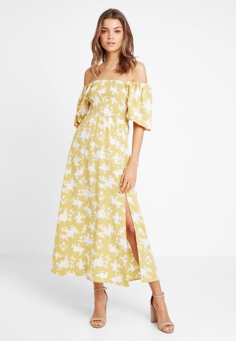 Fashion Union - LENNI - Maxiklänning - summer shadow