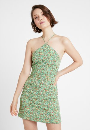 PEPPERS - Day dress - green