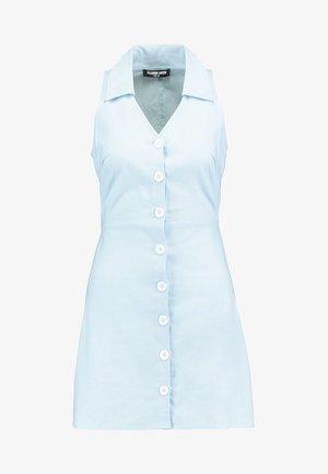SKOOL - Košilové šaty - blue
