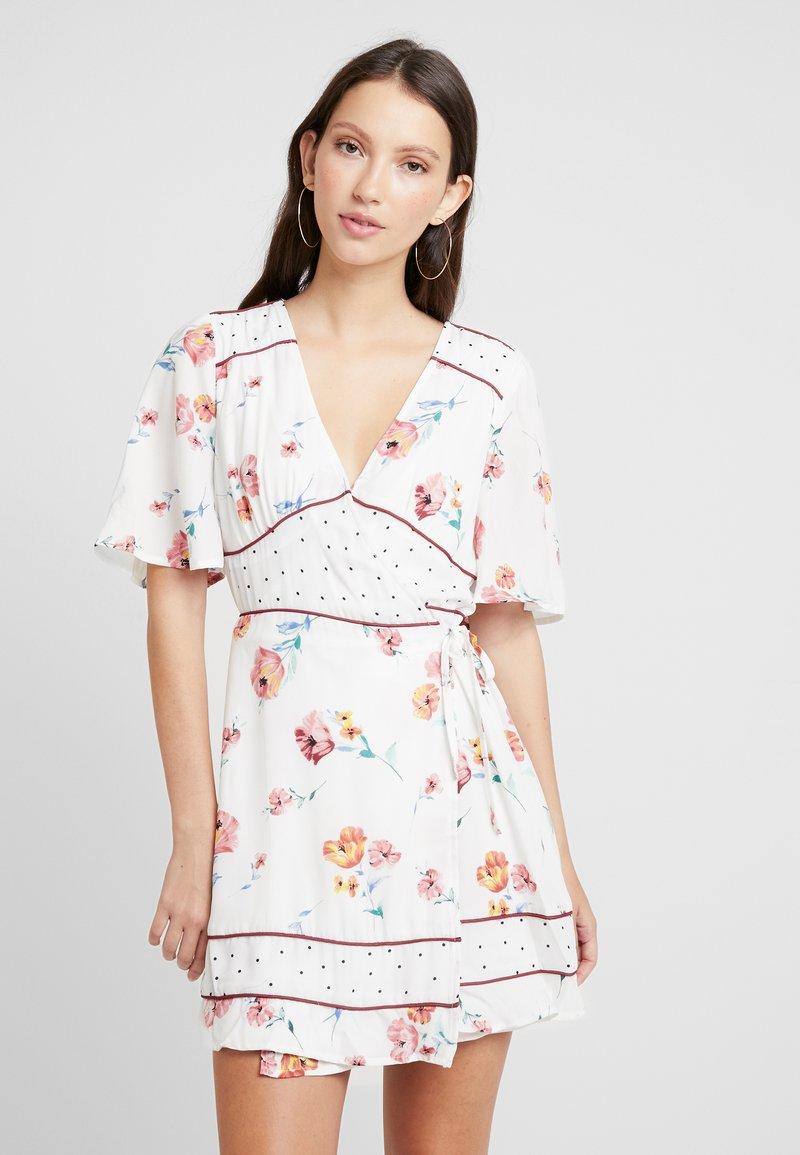 Fashion Union - MIXER - Day dress - white