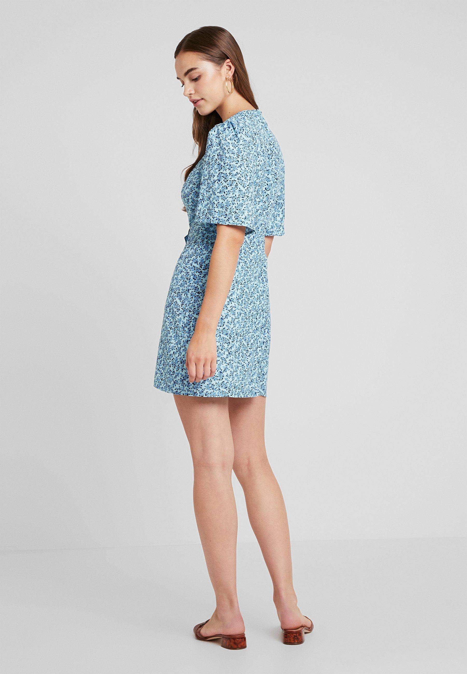 D'été DateRobe Exclusive Blue Fashion Union rBCdoxe