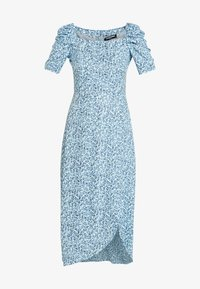 Fashion Union - EXCLUSIVE LILLE - Długa sukienka - blue - 5