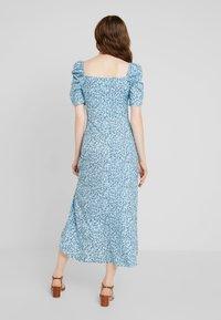 Fashion Union - EXCLUSIVE LILLE - Długa sukienka - blue - 3